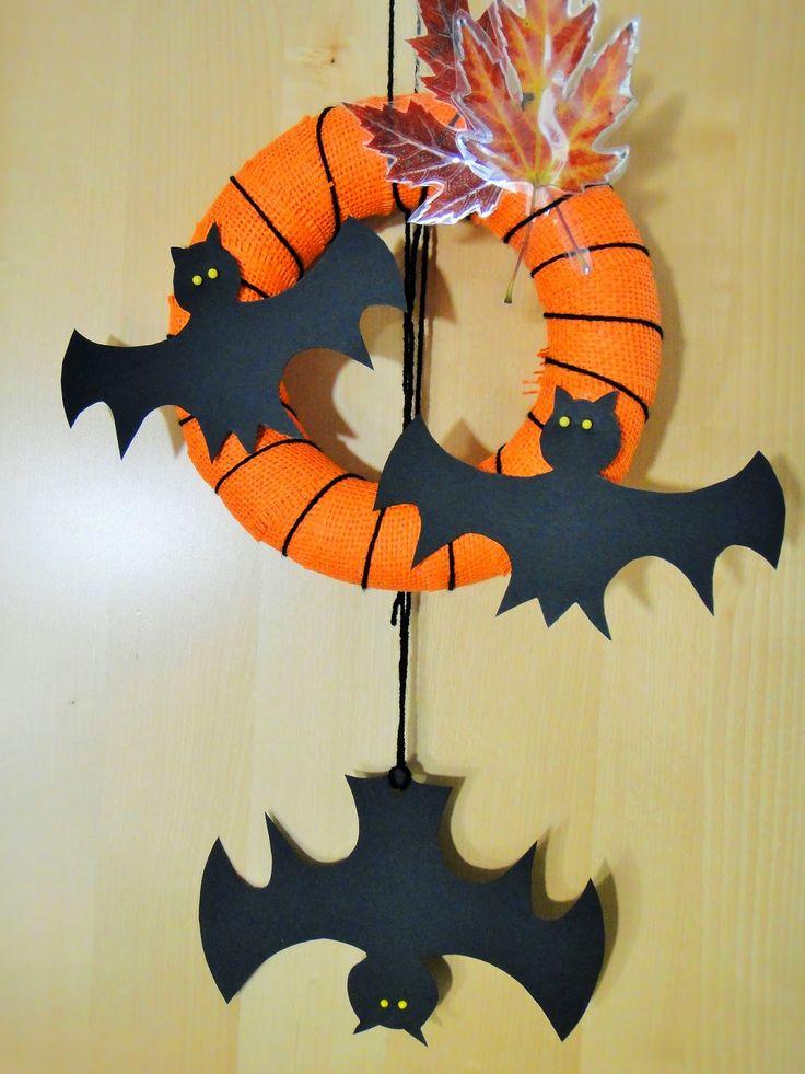 Die 25+ Besten Ideen Zu Halloween Eingangsbereich Auf Pinterest ... Deko Selbermachen Eingang