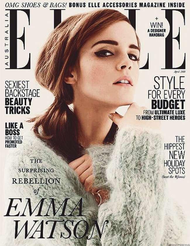 Emma Watson 'I Dont Date Famous Ppl' - http://oceanup.com/2014/04/01/emma-watson-elle-australia-covergirl/