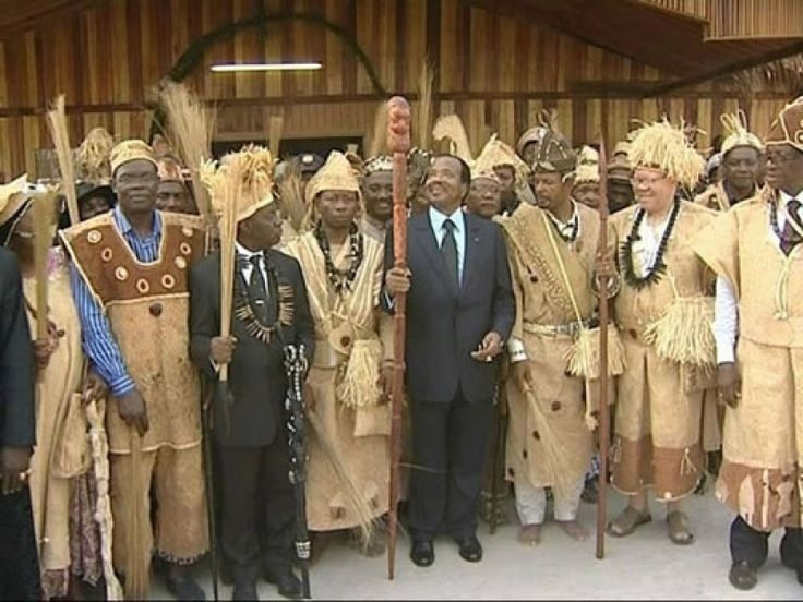 Cameroon – Anglophone Problem: Cameroon's traditional authorities send a motion of support to Paul Biya
