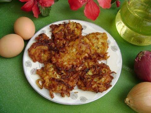 Yumurtalı Soğan Kızartması (Yemek Tarifleri) - YouTube