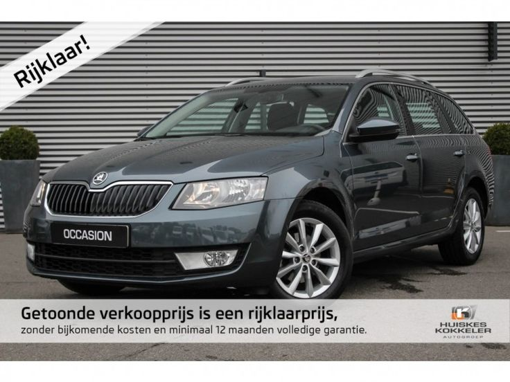 ?koda Octavia  Description: ?koda Octavia Combi Businessline  Price: 379.82  Meer informatie