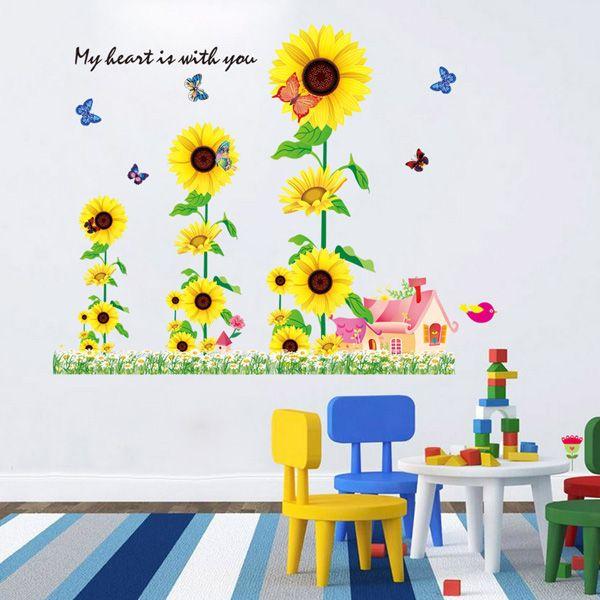 Best 25+ Sunflower House Ideas On Pinterest