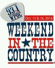 Ticket  WPOC WEEKEND IN THE COUNTRY 2 GA PIT TIX MERRIWEATHER POST PAVILION COLUMBIA MD #deals_us