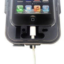 iBikeConsole iPhone 5 Waterproof Shock-Protected Bicycle Holder Mount