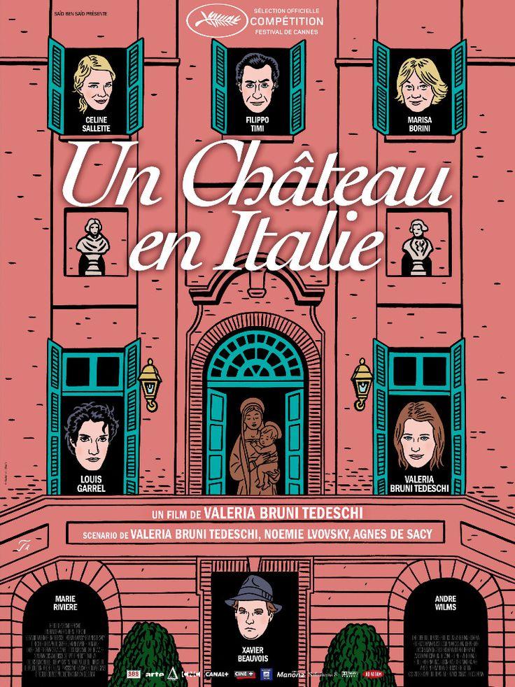 Un château en Italie, de Valeria Bruni Tedeschi