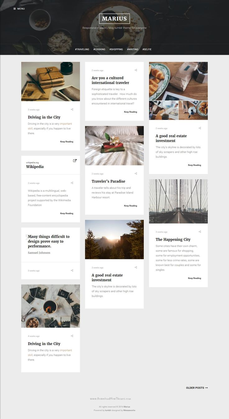 67 besten Best Creative Tumblr Template Bilder auf Pinterest ...