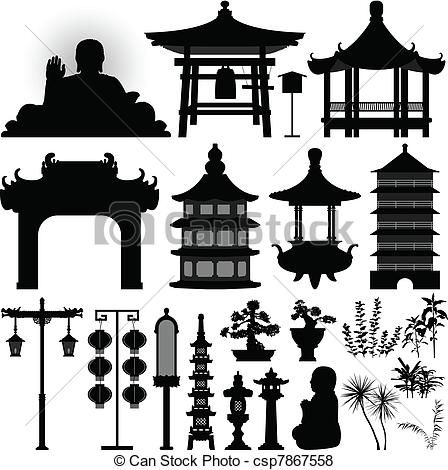 asian temple artwork - Google Search