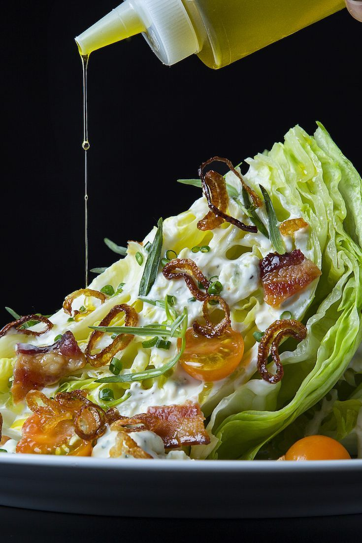 The Wedge of Glory. Iceberg Wedge SaladWedge ... - Best 25+ Lettuce Wedge Salad Ideas Only On Pinterest The