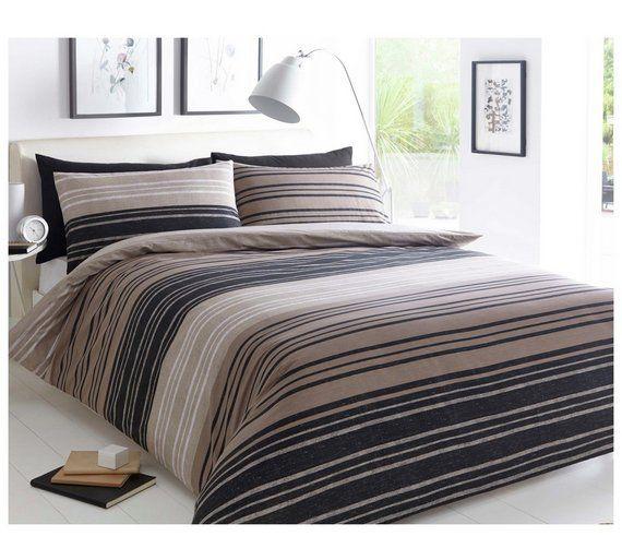 best 25 striped bedding ideas on pinterest country. Black Bedroom Furniture Sets. Home Design Ideas
