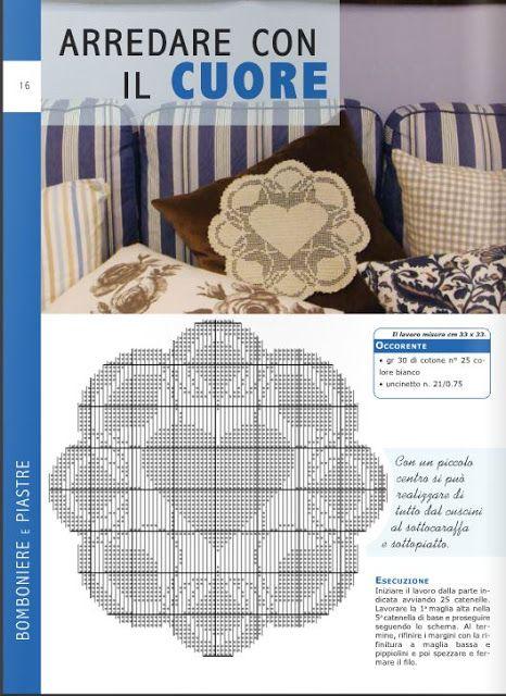 Kira scheme crochet: Scheme crochet no. 1920