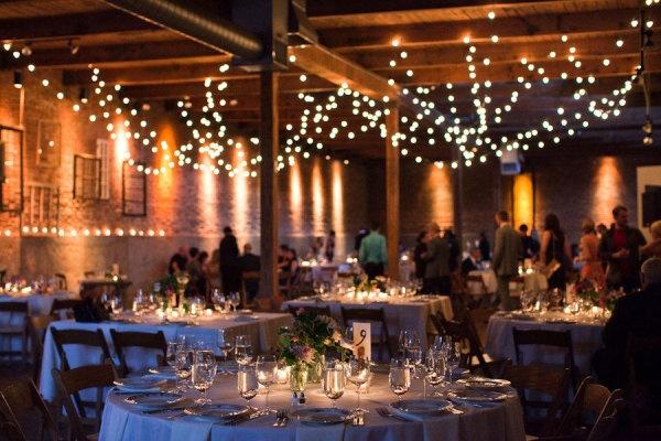 Warehouse loft lights