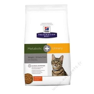 Croquettes Hill's Metabolic + urinary pour chats