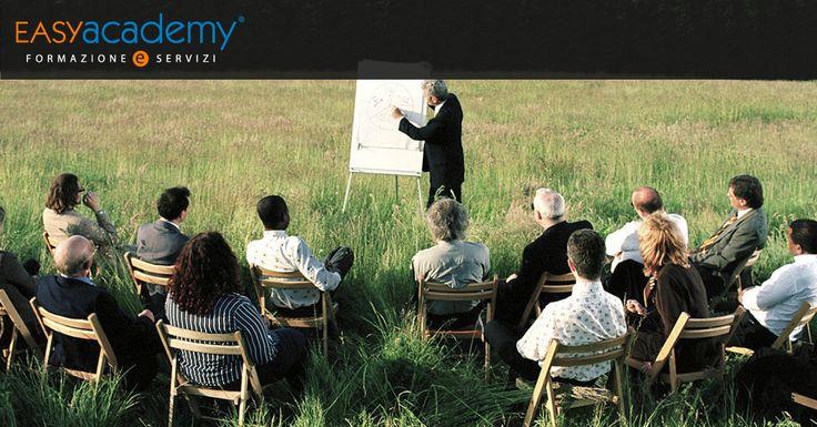 Scopri come intervenire sugli aspetti critici dell'organizzazione di un evento con il corso #easyacademy in Organizzare e Comunicare gli eventi sostenibili. Leggi il programma ▶▶▶▶ http://goo.gl/0BoSrd