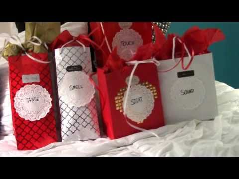 "Create The Best Gift for Your Spouse with the ""Five Senses Gift"" from The Dating Divas – YouTube"