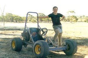 Fun Kart III, offroad, mini dune buggy, sandrail, go kart plans on CD disc