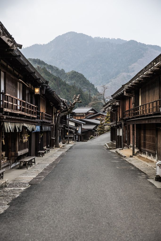 Local Milk   Japan   Kiso Valley
