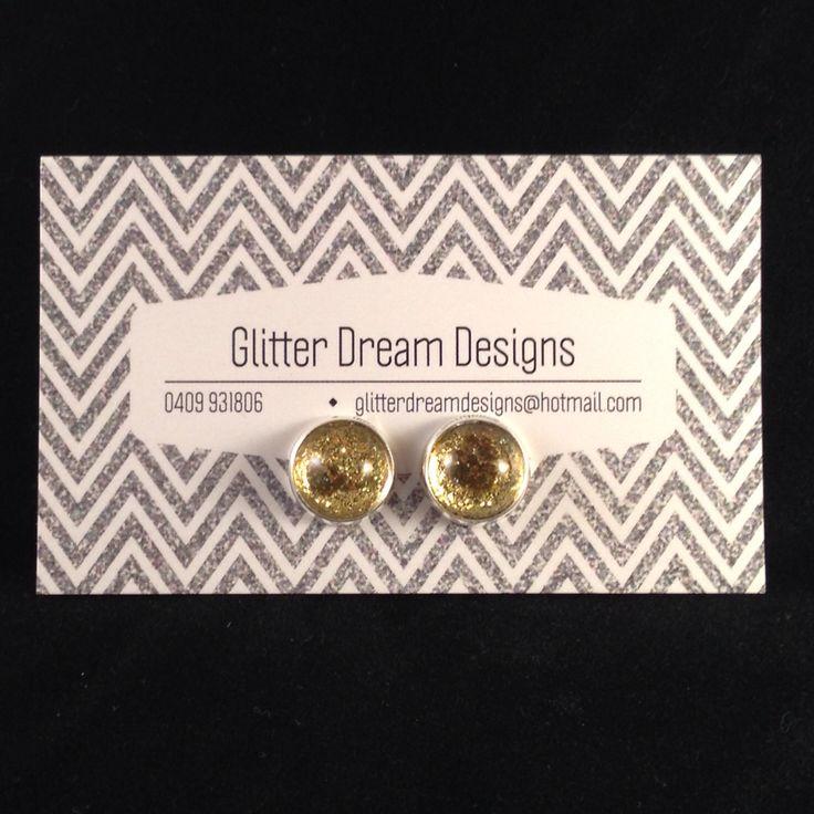 Order Code E9 Cabochon Earrings