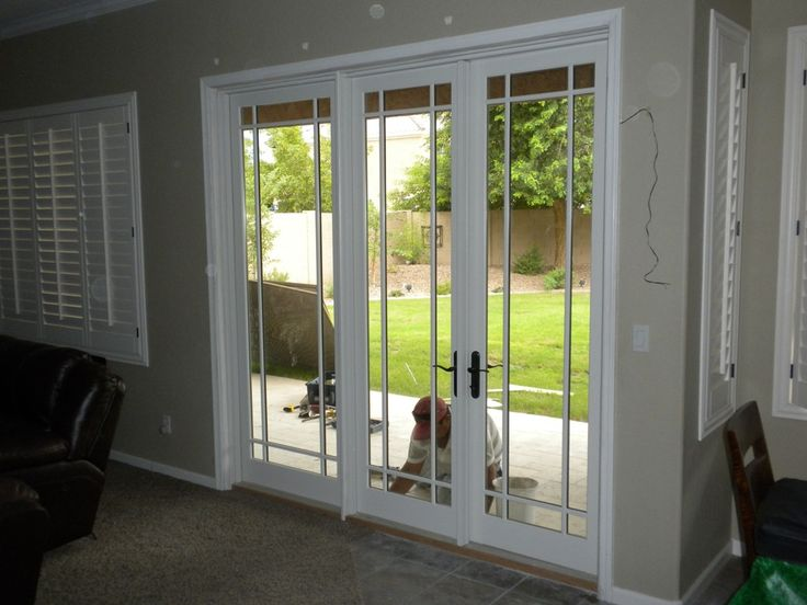 Patio Doors Two Hinged Doors   Google Search