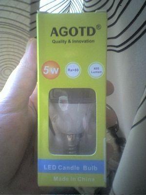 Ampoule flamme LED