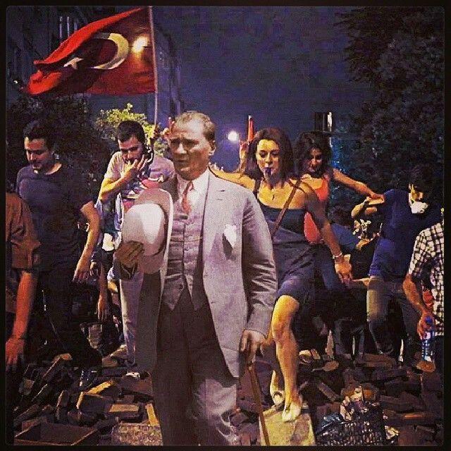 Ataturk, 29 Ekim