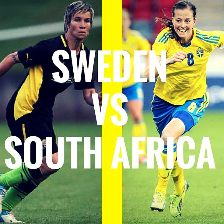 August 3rd 2016 Sweden vs South Africa #sweden #southafrica #olympics #rio #