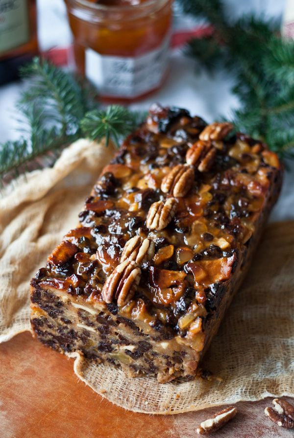 Best bourbon fruit cake recipe