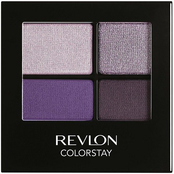 Revlon Colorstay 16 Hour Eye Shadow Quad, Seductive, 0.16 Ounce ($5.97) ❤ liked on Polyvore featuring beauty products, makeup, eye makeup, eyeshadow, revlon, revlon eye shadow, revlon eyeshadow and revlon eye makeup