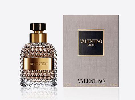 La recensione del profumo Valentino Uomo