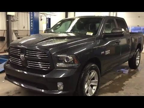 Latest Dodge RAM – 2017 Ram 1500 | Sport Trim | Max Steele | Redwater, AB – 8098 Woodstown NJ Aug 2018.   Stock# 7R12937 Good Afternoon Internet, today we're going to be going over one of the new 2017 Ram 1500 trucks. Like we have been going over we just keep going up and up...