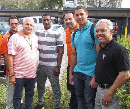 Gary Sánchez y Jorge Mateo esperan jugar con los Toros