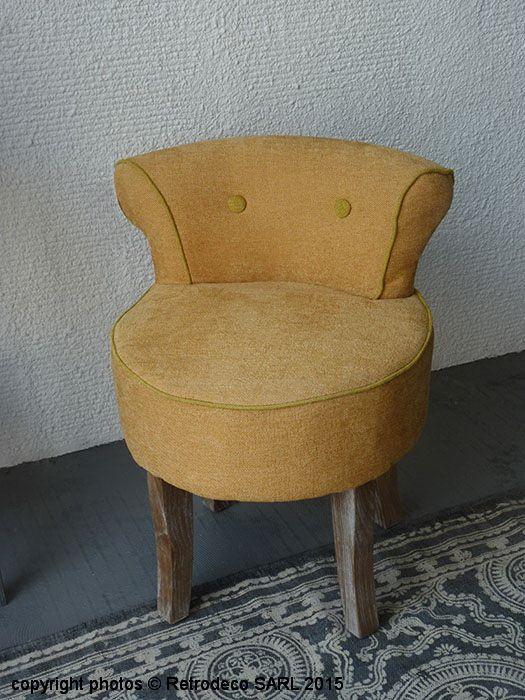 Les 25 meilleures id es concernant petit fauteuil crapaud sur pinterest cha - Petit fauteuil d appoint ...