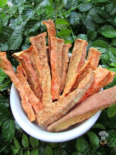 260 best veggie dog treat recipes images on pinterest dog dairy wheat grain and gluten free vegan vegetarian ginger cinnamon apple sweet potato fries dog treat recipe sciox Gallery