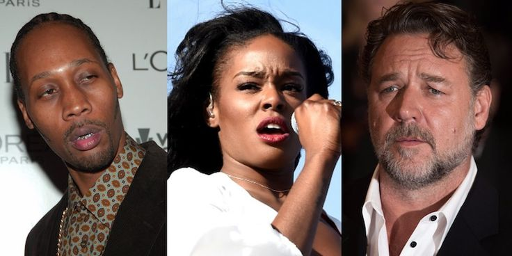 """RZA Defends Russell Crowe Against """"Obnoxious, Erratic"""" Azealia Banks 