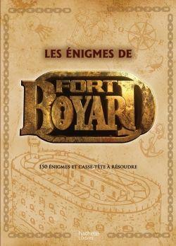 Les énigmes de Fort Boyard http://www.hachette-pratique.com/les-enigmes-de-fort-boyard-9782012314436
