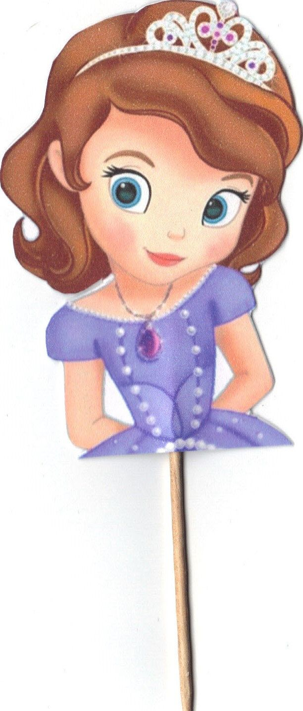 Your+Cupcake+is+Her+Dress++Sofia+the+First+by+TopperoftheWorld,+$12.00