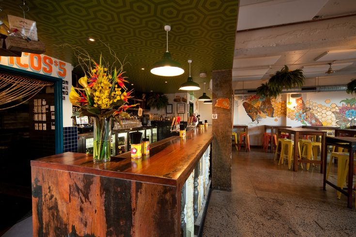 Brushbox Bench Top - Honkytonks Bar