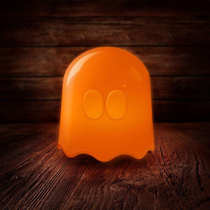 Pac-Man spøgelseslampe - LED lampe Skift mellem 16 farver!