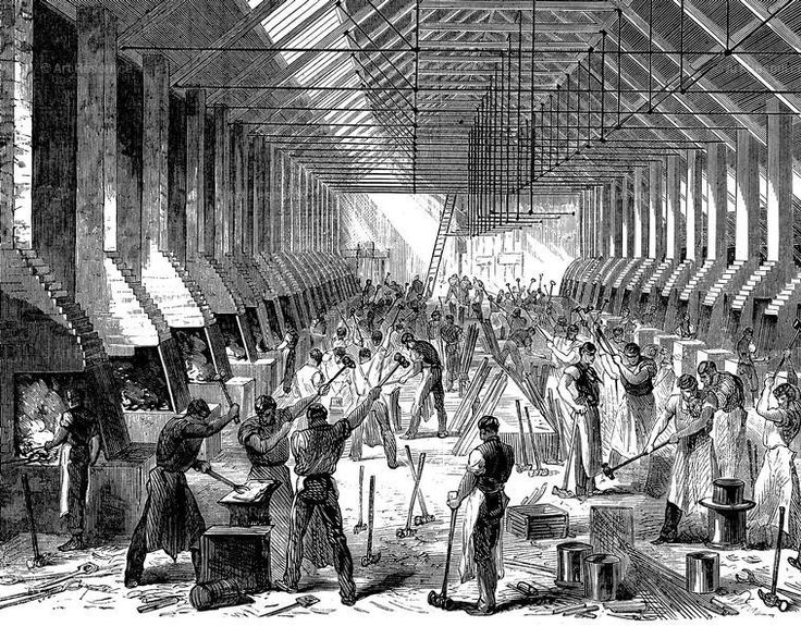 industrial leaders of late 1800s and their influence on american economy Those conditions, the dehumanization of the american laborer in large, and impersonal factories, led to numrous revolts and uprisings at the same time, minority workers.