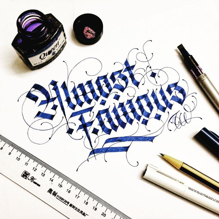 """Almost Famous ✍ #typewa #calligraphy #wanghuy #typography #typovn #typoholic #typostrate #typographie #typographyinspired #typographyserved #typeface…"""