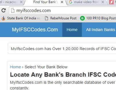 "Check out new work on my @Behance portfolio: ""IFSC Code Search Engine"" http://be.net/gallery/38398807/IFSC-Code-Search-Engine"