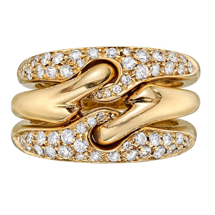 Best 25 Bulgari gold ring ideas on Pinterest