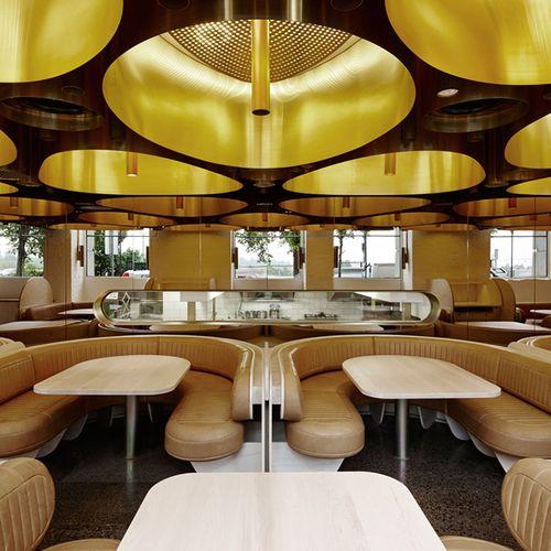 The Press Club Restaurant Designed By March Studio Interior Design BlogsInterior ArchitectureHospitalityCeilingRetailRestaurants
