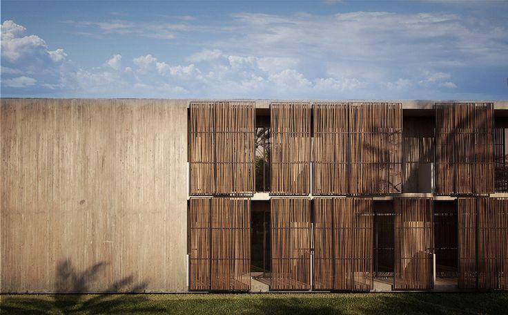 TYPE: HOTEL LOCATION: LA GUAJIRA- COLOMBIA