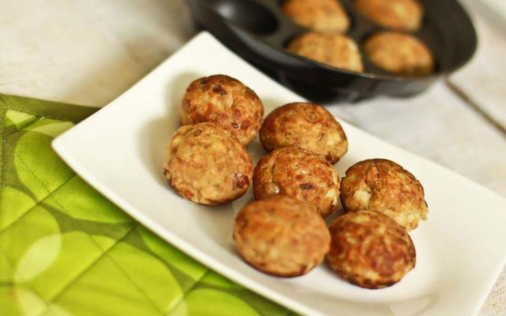Soya Beans Paniyaram Recipe (Pan Fried Soy Fritters)