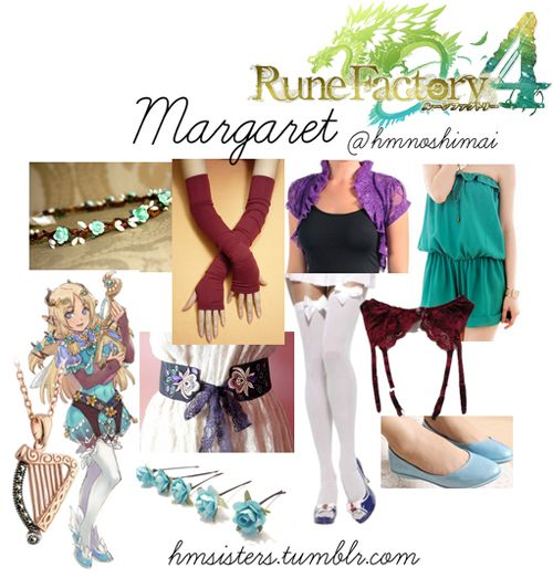 RF 4 Margaret on polyvore by hmsisters/hmnoshimai