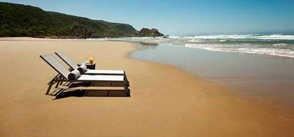 Seeking seclusion? Disconnect at one of South Africa's top three beaches, Noetzie Beach. Complimentary shuttle service from Conrad Pezula will take you there.