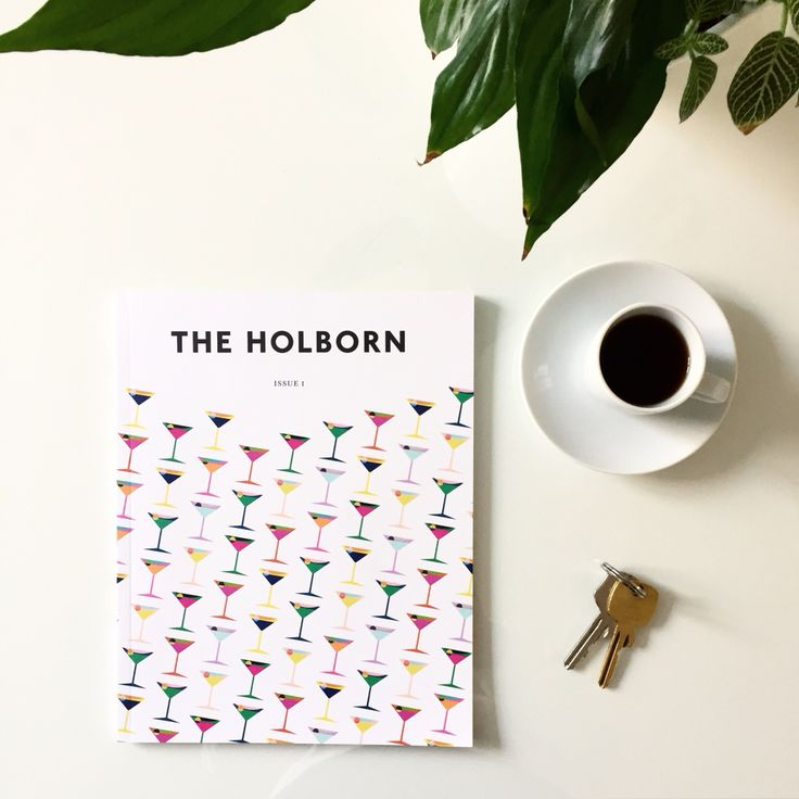 The quarterly magazine that celebrates a well made life. Issue 1 of The Holborn available from www.theacmstore.com