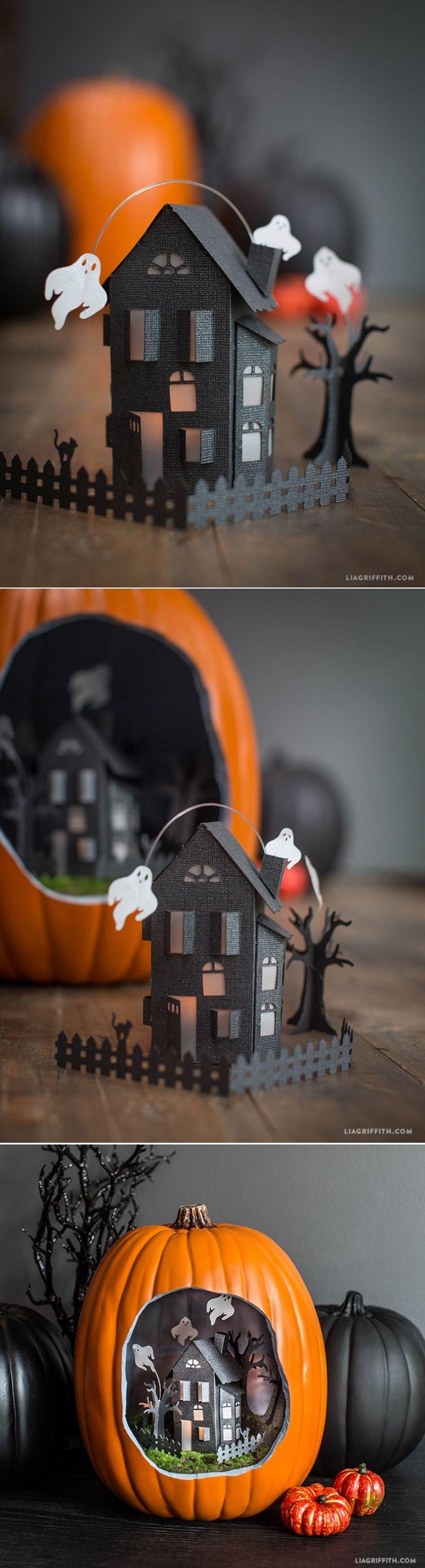 #papercraft #hauntedmansion #halloween
