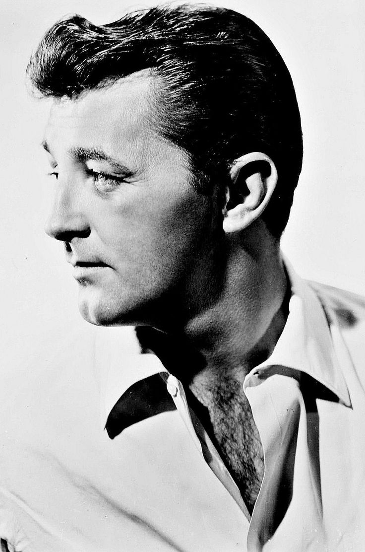 Robert Mitchum Film icon, Hollywood, People