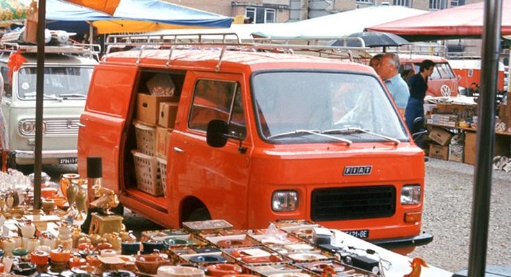 Furgone Fiat 900 T 2